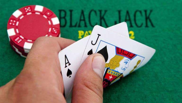 Jeu de blackjack