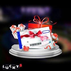 Offres promotionnelles de Lucky8 Casino